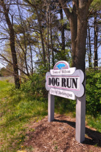 Town of Wilson Dog Run